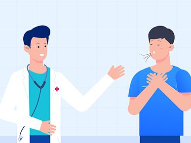 手绘动画制作《载药囊泡胸腔灌注》 医学动画演示全过程